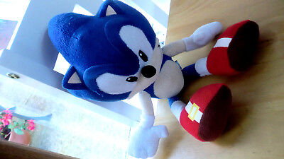 "Vintage Sonic The Hedgehog Sega Pms 13"" Girls Boys Collectables Home"