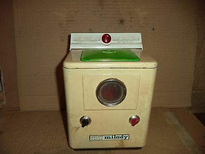 Lavatrice Rotta Washing Machine Dryer Amb Italy Milady  - Vintage Anni '60