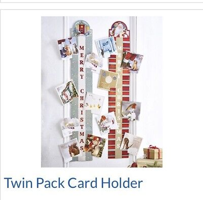 Twin Pack Card Holder