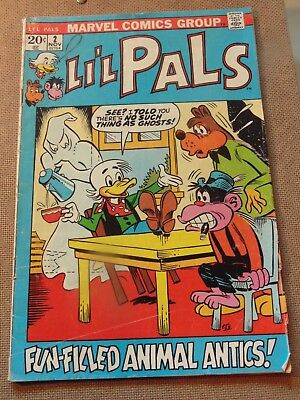 1972 November - 20¢ Li'L Pals - Vintage Comic Book #2