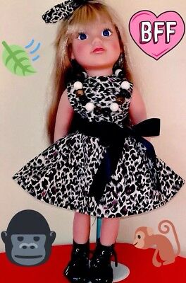 Dolls 18 inch clothes for American Girl,Designer Friend, Our Generation, Dolly