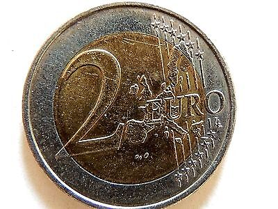 2002-J German Two Euro Coin
