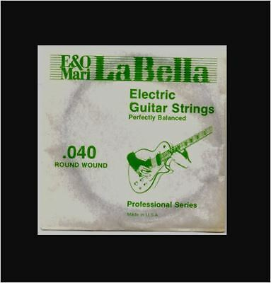 Vintage E&O Mari La Bella Guitar Strings set of Two! Rare Collectable!