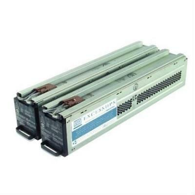 Apc Rbc44 Replacement Battery With One Year Warranty!