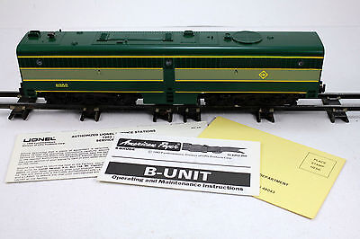 "American Flyer S-Gauge #8252 Erie ALCO ""B"" Unit with Horn FN OB"