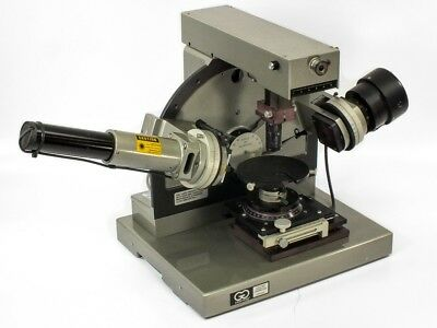 Gaertner Scientific L116B Ellipsometer with Connection Cable no Computer