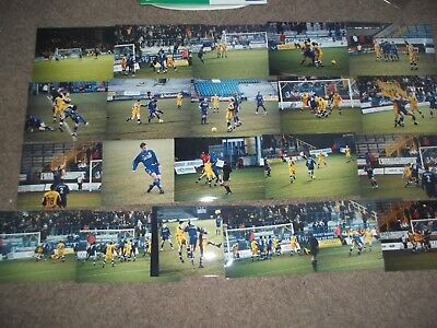 Halifax Town V Lincoln City 19Th January 2002 Match Photo Collection X 21