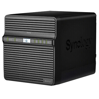Synology DS418J/4TB-RED 4 Bay NAS