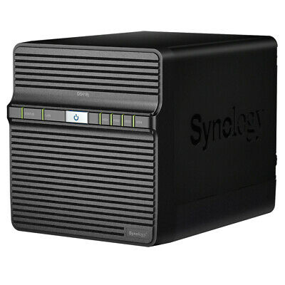Synology DS418J/8TB-RED 4 Bay NAS