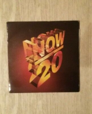 "Vinyl Record 12"" Now 20 Double LP inc Moby, U2, James & Many more"