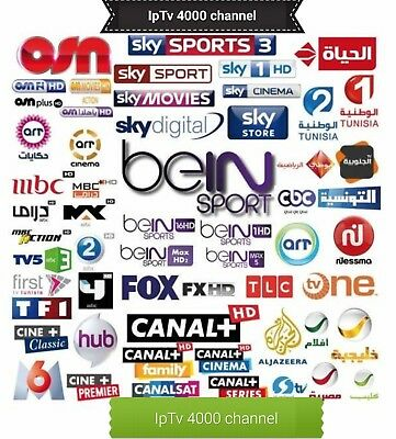 IpTv code for 12 months World Wide channels all over the World