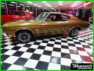1970 Chevrolet Chevelle  1970 Used Manual rwd Coupe