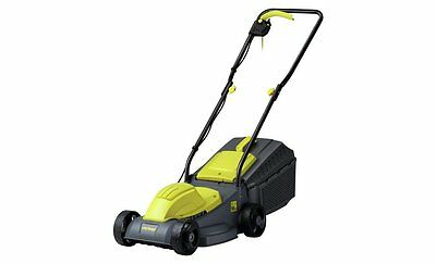Challenge Corded Electric Lawnmower - 1000W RRP 44.99 B