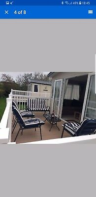 Platinum Caravan With Seaview on haven Hafan Y Mor North Wales Pwllheli