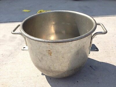 Hobart VMLH 30 Mixing Bowl For 30 quart qt. Hobart Mixer