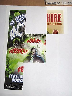 2012 Marvel: Bronze Age Poster Puzzles 5 INSERT CHASE CARD LOT! Legion MONSTERS!