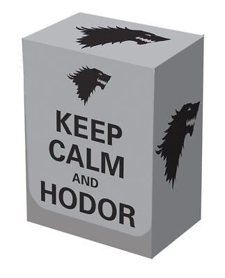 Legion - Deck Box Keep Calm & Hodor