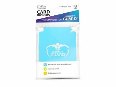 Ultimate Guard - Card Dividers - Light Blue