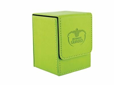 Ultimate Guard - Flip Deck Case - Green