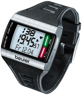 Beurer PM 62 Heart Rate Monitor - Black