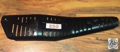 Believed To Be Jawa 250 Exhaust Heat Shield Oem