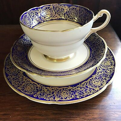 Paragon Fine Bone China Trio
