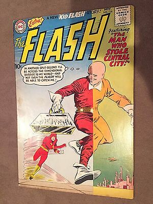The Flash #116 (Nov 1960, DC)