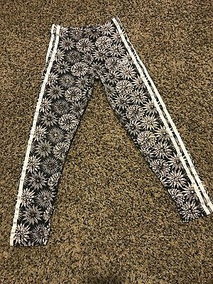 Girls Size 9-10 Adidas Exercise Pants