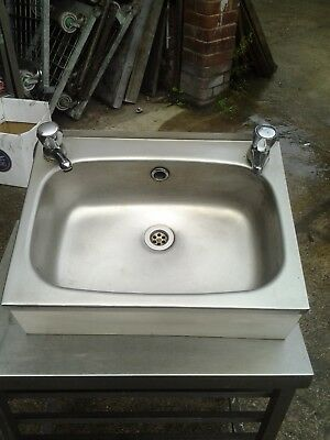 Commercial Stainless Steel Hand Wash Sinks