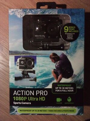 Accelerate Action Pro 1080p Ultra HD Sports Camera