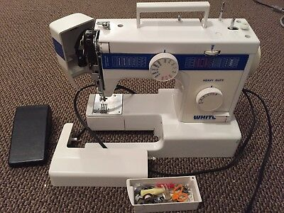 Heavy Duty Sewing Machine (Make: White, Model No: 1788)