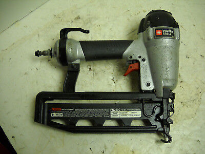 """Porter Cable FN250C Finish Nailer  """"Works Great"""""""