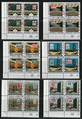BURUNDI 1977 Very Fine MNH Stamps Set Scott # 528-530, C264-C266 CV 41.00 $