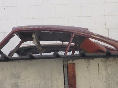 Porsche 911-911L-911S-912 Coupe Roof  Top Section  1965-1968 & 1969-1973 Both