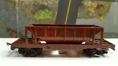 Tri -Ang  R-111 Ho/ Scale Operational Hopper   Excellent Vintage