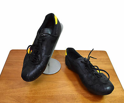 1980s Specialized Road Shoes  38.5 Euro w/ Slotted Cleats Vintage L'Eroica
