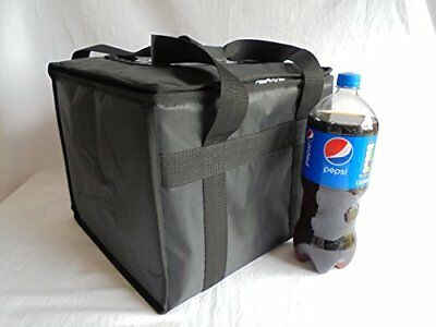 Food Bag Insulated Chinese Indian Pizza Delivery Bags For Take Away Foods Restau