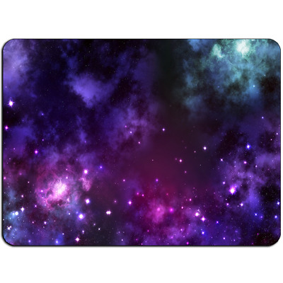 Mousepad EasyGrip Non Slip Mouse Pad Purple Galaxy Y01027