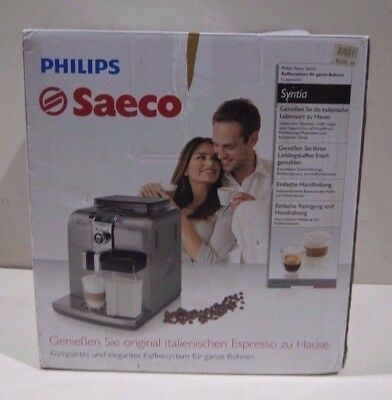 philips saeco exprelia evo coffee machine aud. Black Bedroom Furniture Sets. Home Design Ideas
