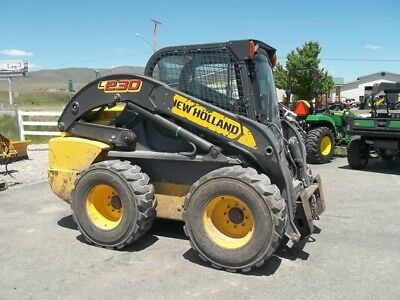 2011 New Holland L230 Skid Steer Loaders