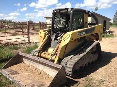 2008 John Deere CT332 Multi Terrain Loaders