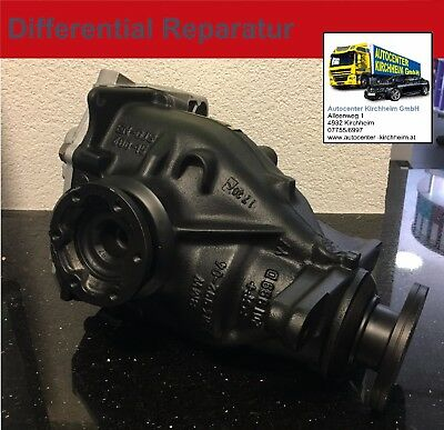 BMW 1er E87 118d Hinterachsdifferential Differenzial i = 2,47 7556795 7556794