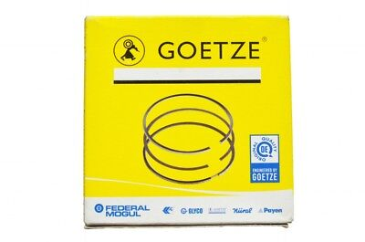 Piston Rings Set For 1 Cylinder Goetze 0843670000