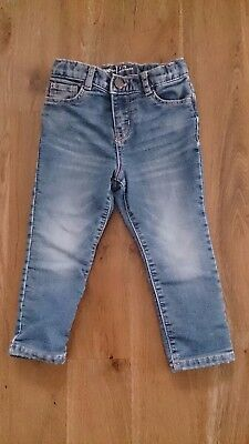 Baby Gap Girl  Lined Jeans 3 Years