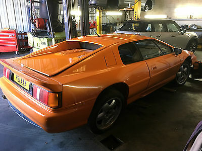 1997 Lotus Esprit Gt3 Damaged Repairable Salvage