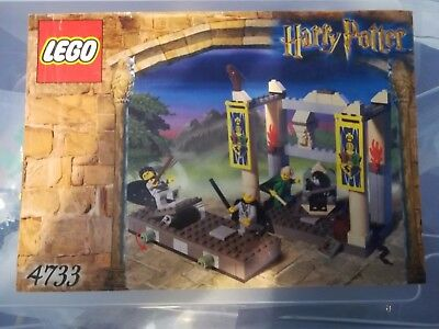 Lego instructions for set 4733 - Harry potter - Duelling Club