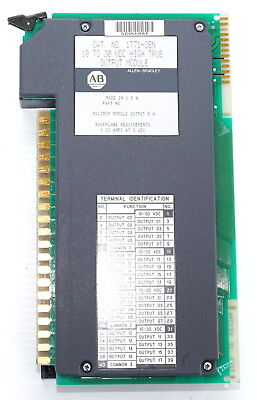 Allen Bradley 1771-OBN 10-30VDC High True Output Module