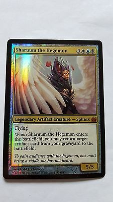 1x FOIL SHARUUM THE HEGEMON - FTV: Legends - MTG - NM - Magic the Gathering