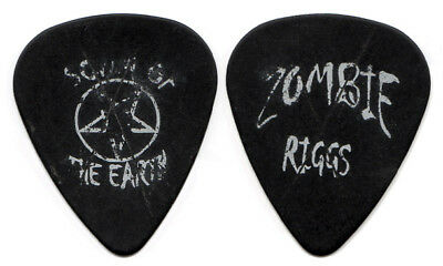 ROB ZOMBIE Tour Guitar Pick : Scum of the Earth Mike Riggs