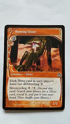 1x HOMING SLIVER - Rare - Planar Chaos - MTG - NM - Magic the Gathering